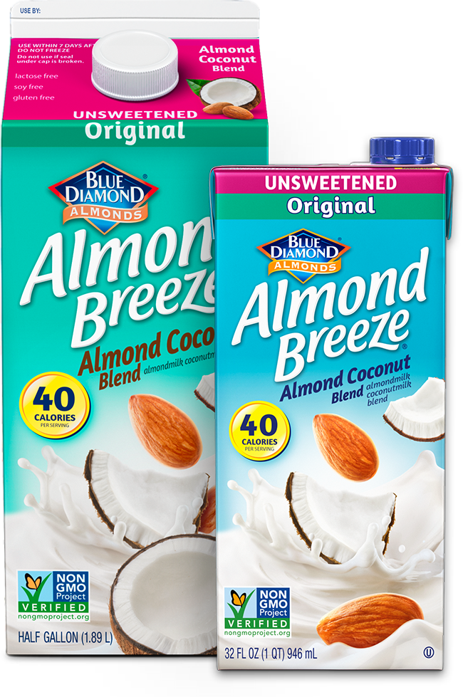 Almond Coconut Unsweetened Original