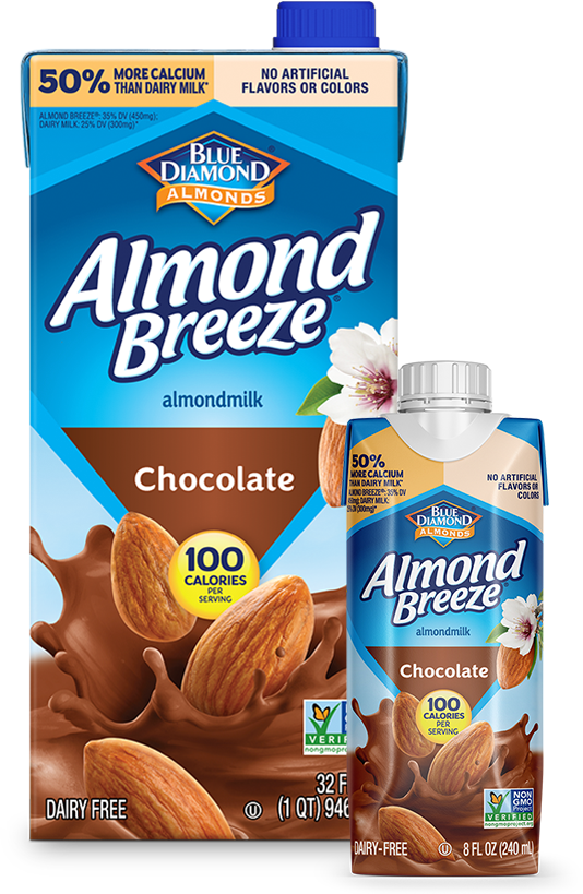 Shelf Stable Chocolate Almondmilk