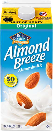 Hint of Honey Almondmilk