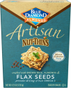 Flax Seed Artisan Nut Thins