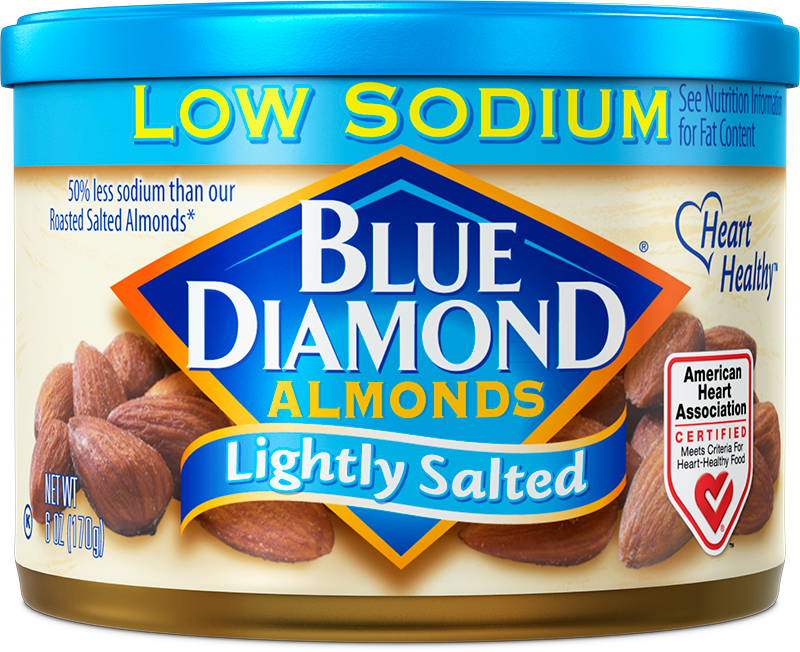 Lightly Salted Low Sodium