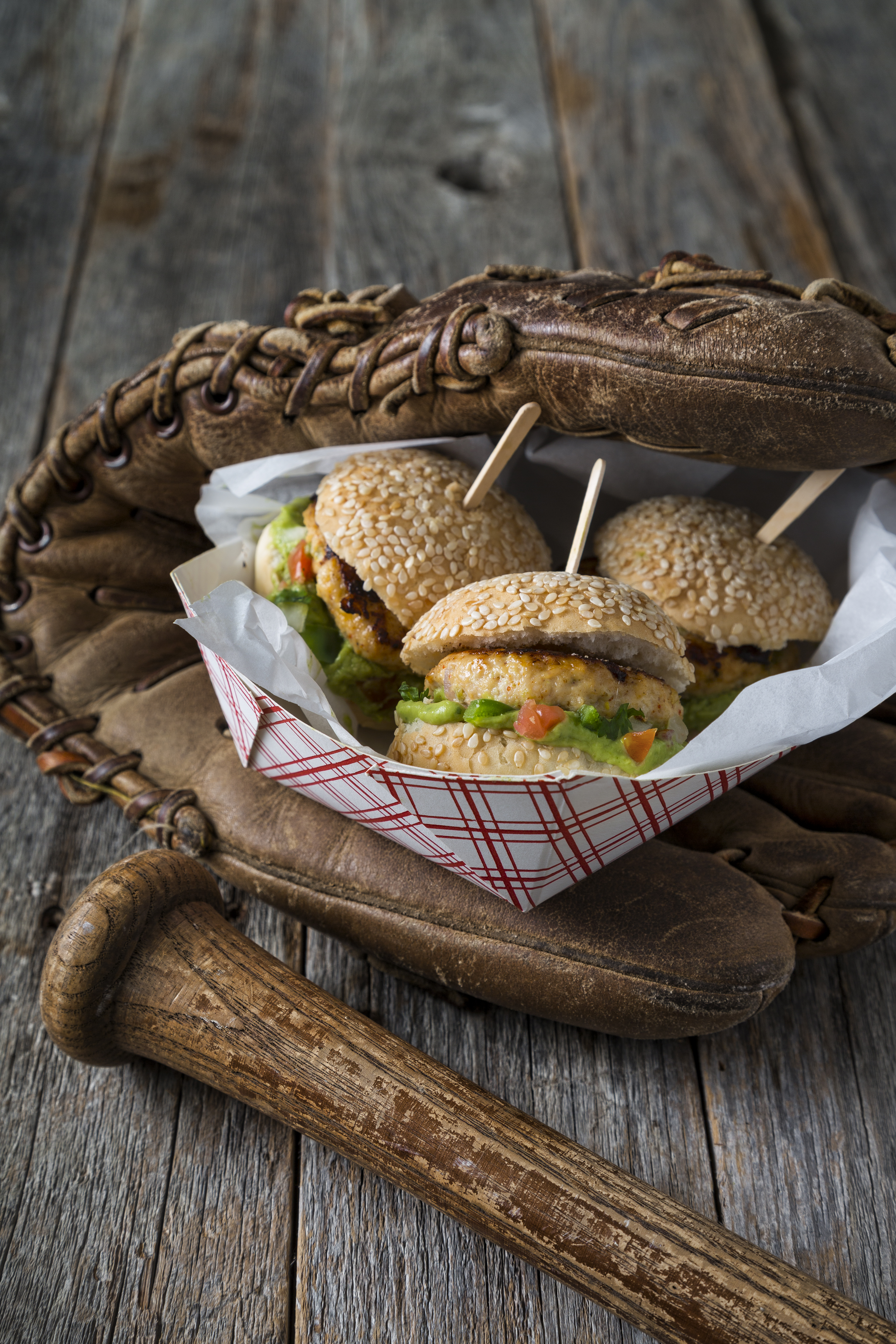 Home Run Chicken Sliders