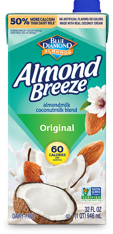 Shelf Stable Coconut Original Almondmilk