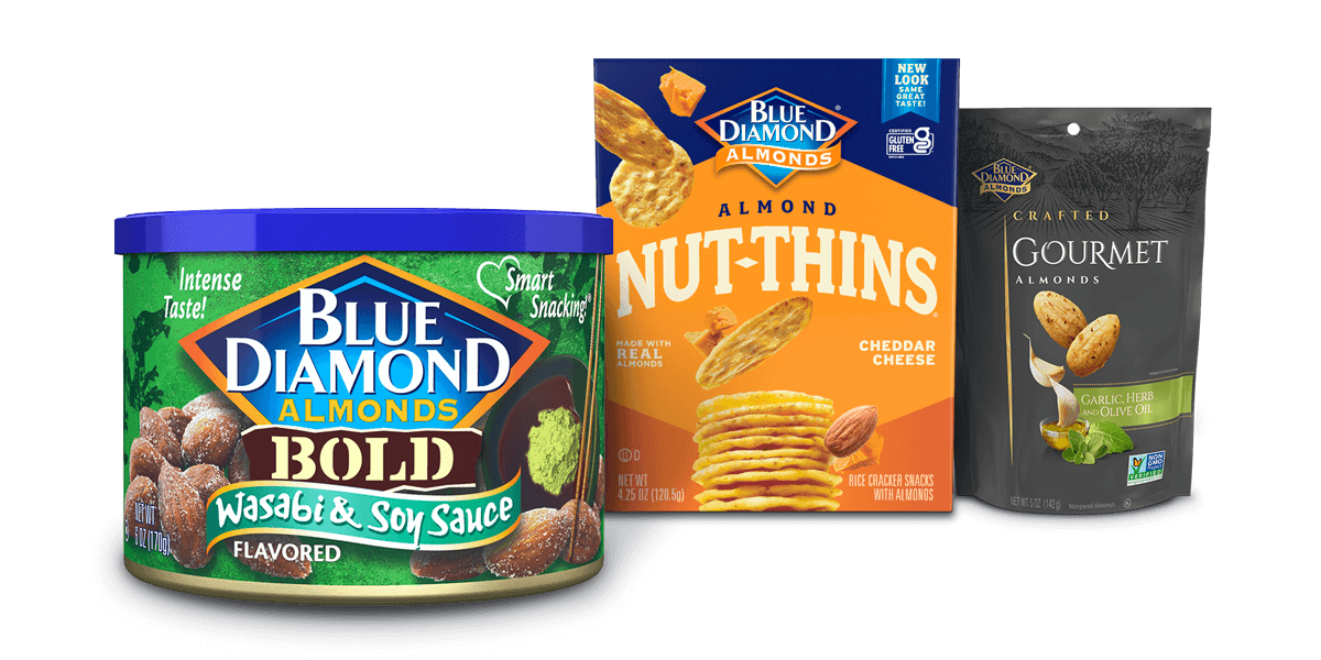 Get discounts on Blue Diamond Products