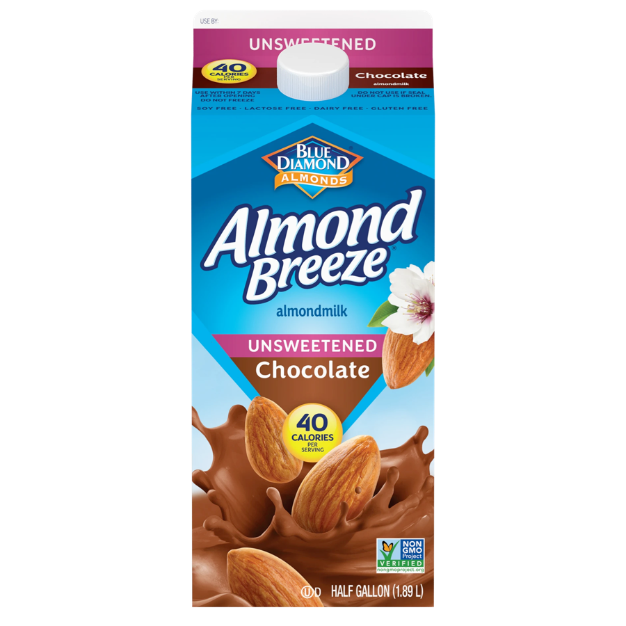 Unsweetened Chocolate Almondmilk