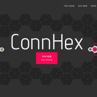 ConnHex website screenshot