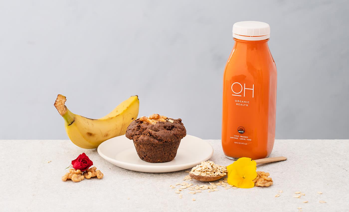 OH Beverage Brand Branding Services