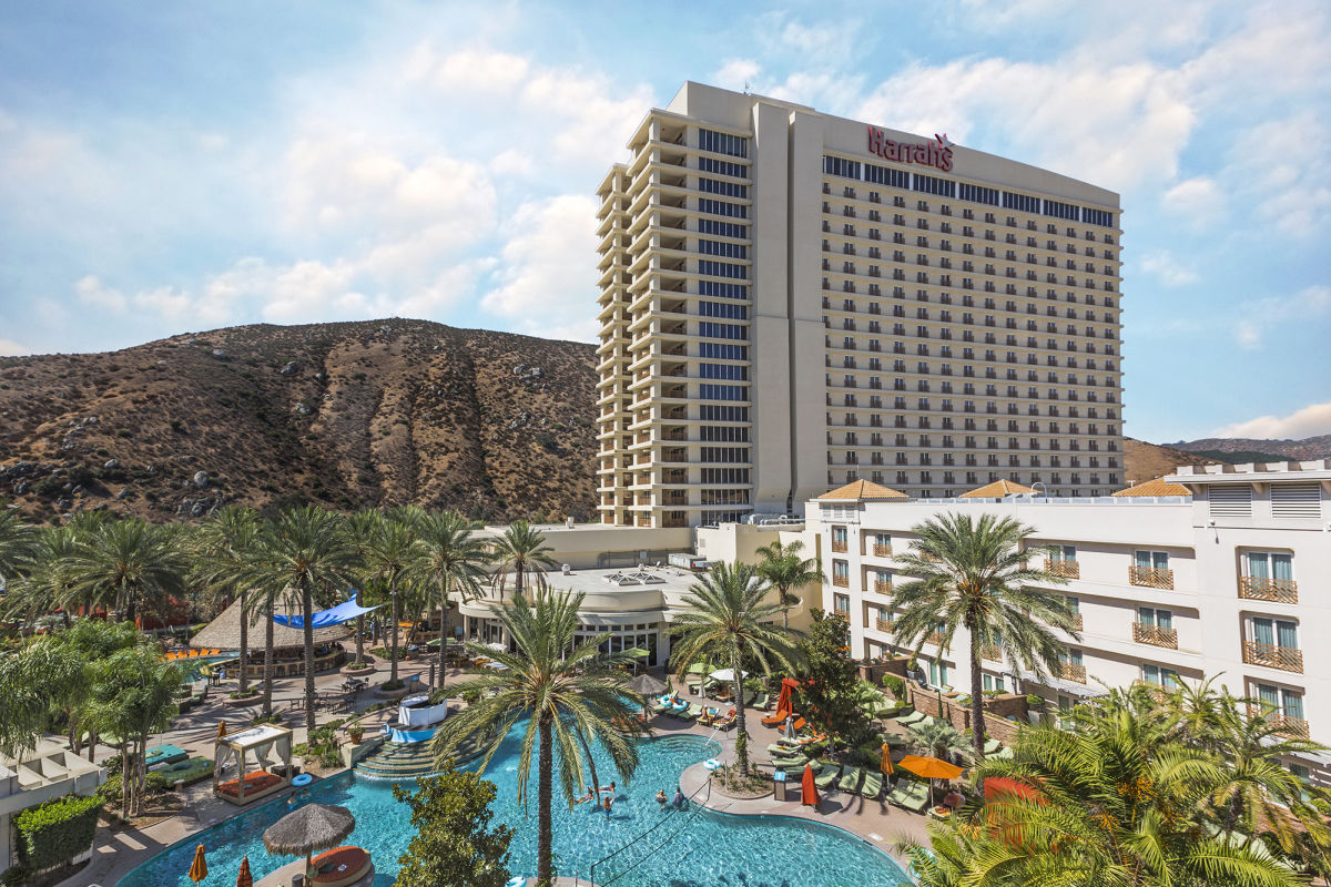 BLVR Announces New Client Harrah's Resort Southern California