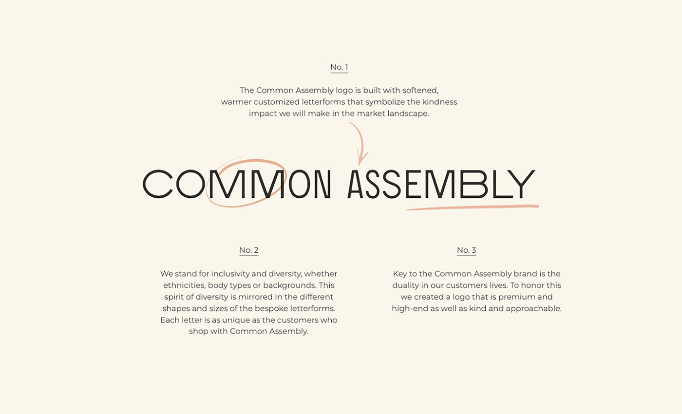 Common Assembly Brand Positioning Services