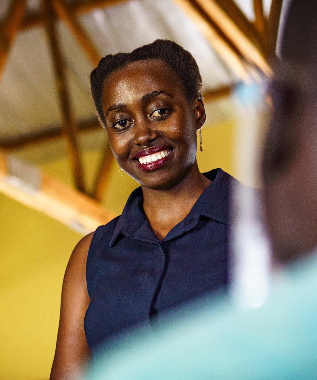Lavendah Namyalo Believe Fearlessly Page