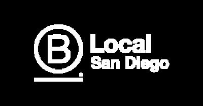 B Local Logo