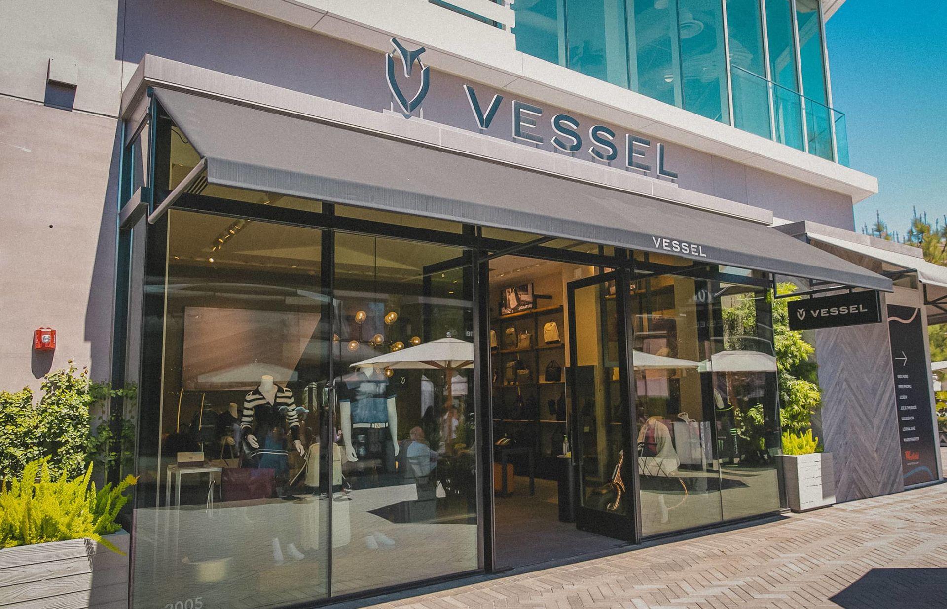 Vessel Storefront