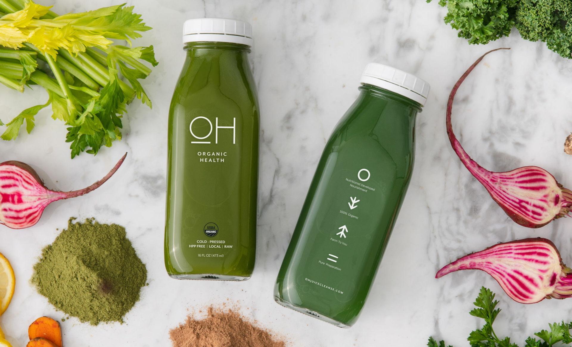 OH Beverage Brand Brand Transformation
