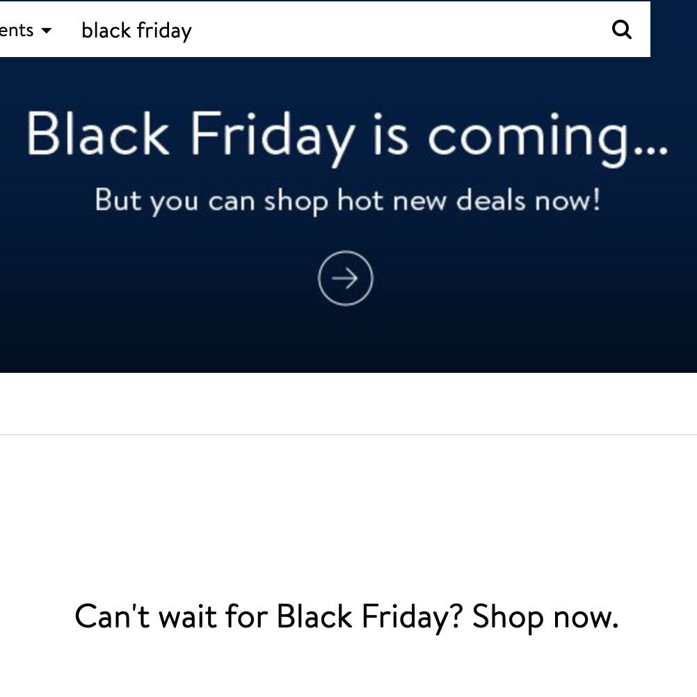 Add Video to Your Walmart.com Pages for Black Friday