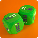 4 group Number Dice