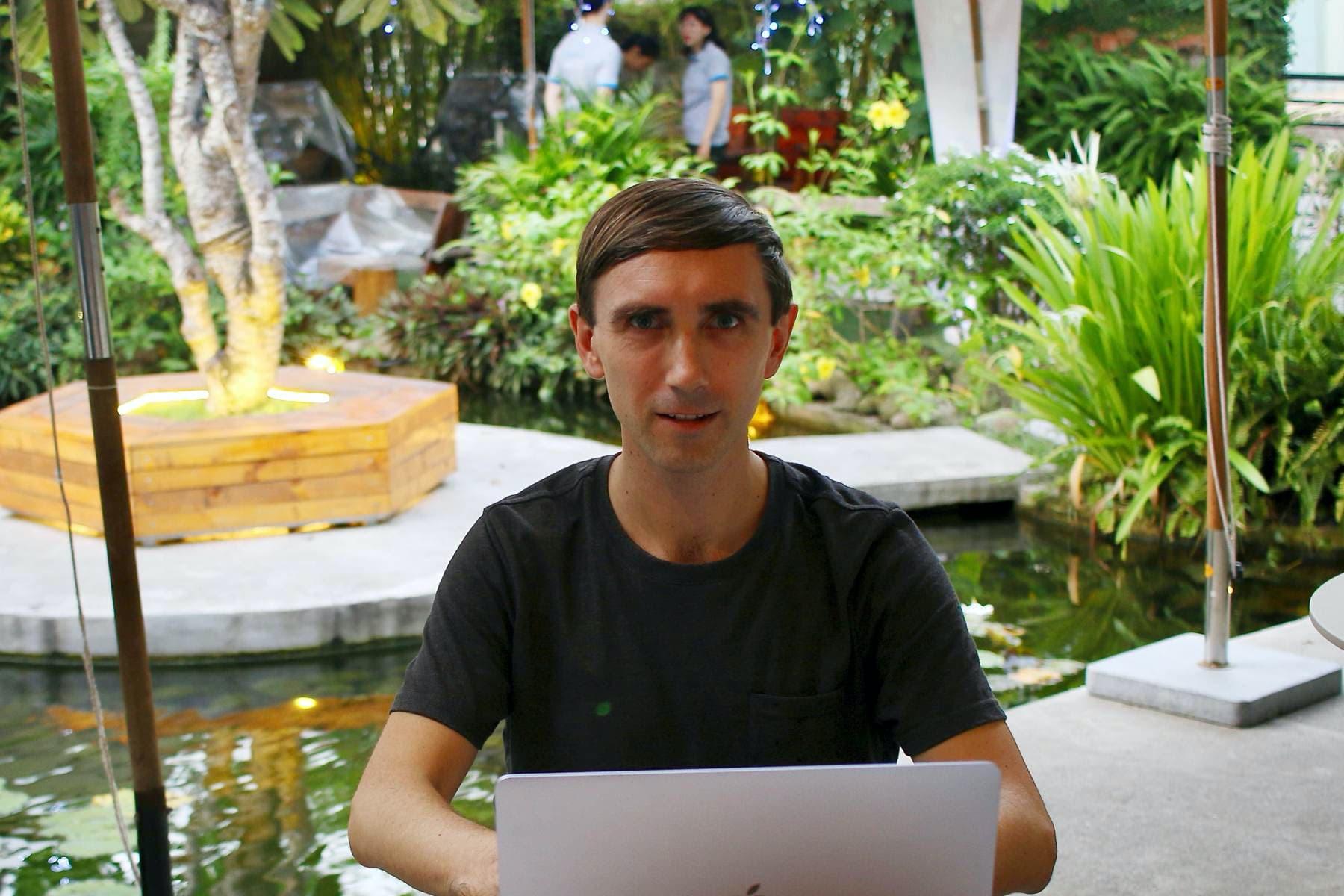 James Lutley – UX/UI Designer