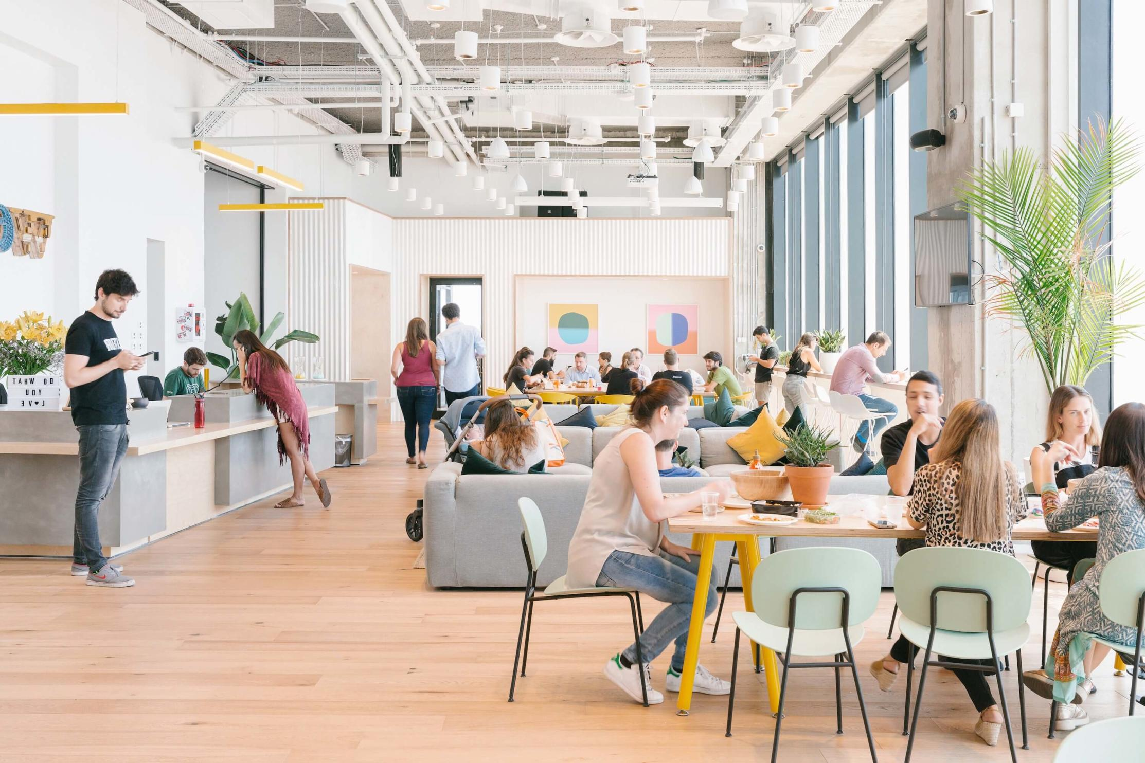Home - WeWork Labs