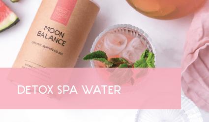 Detox Spa Water