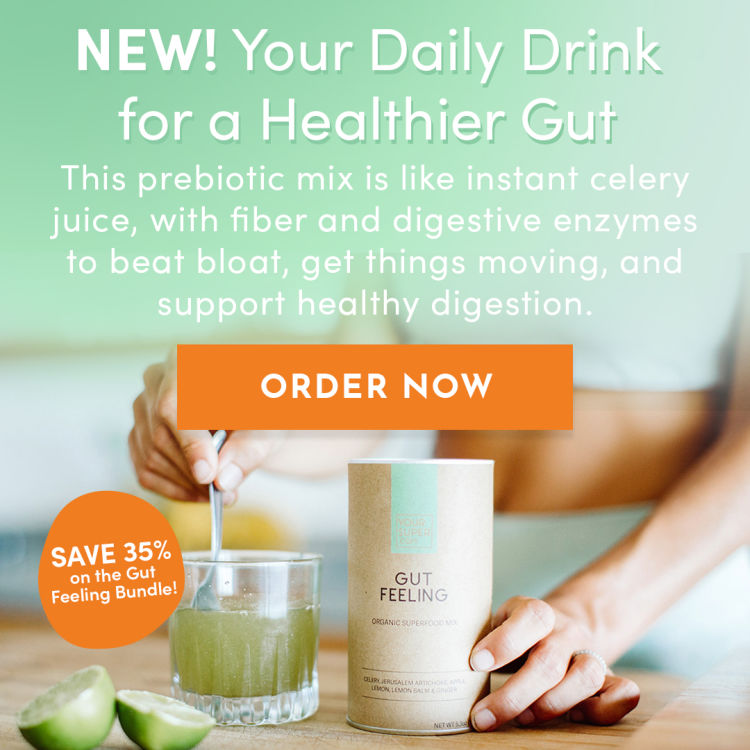 Your Daily Drink for a Healthier Gut - 35% Off