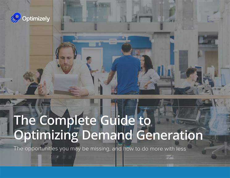 Demand Gen's Next Competitive Advantage