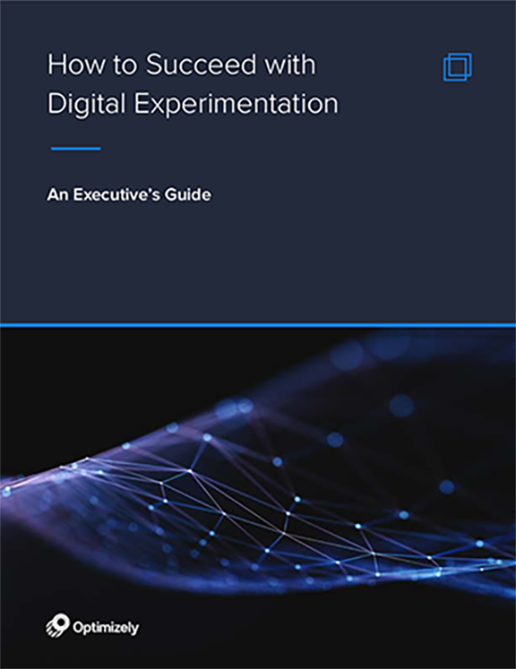 How to Succeed with Digital Experimentation