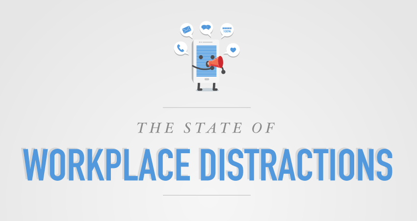 Workplace Distractions - Employee's Biggest Distractions | BambooHR