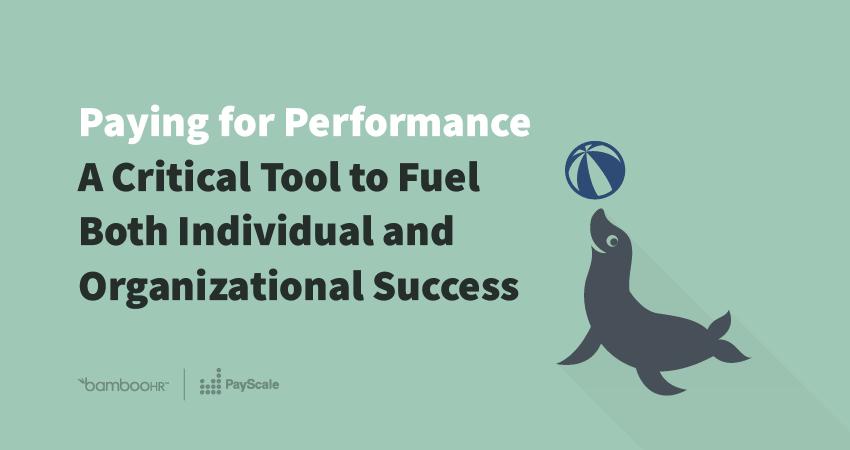 绩效薪酬:促进个人和组织成功的关键工具