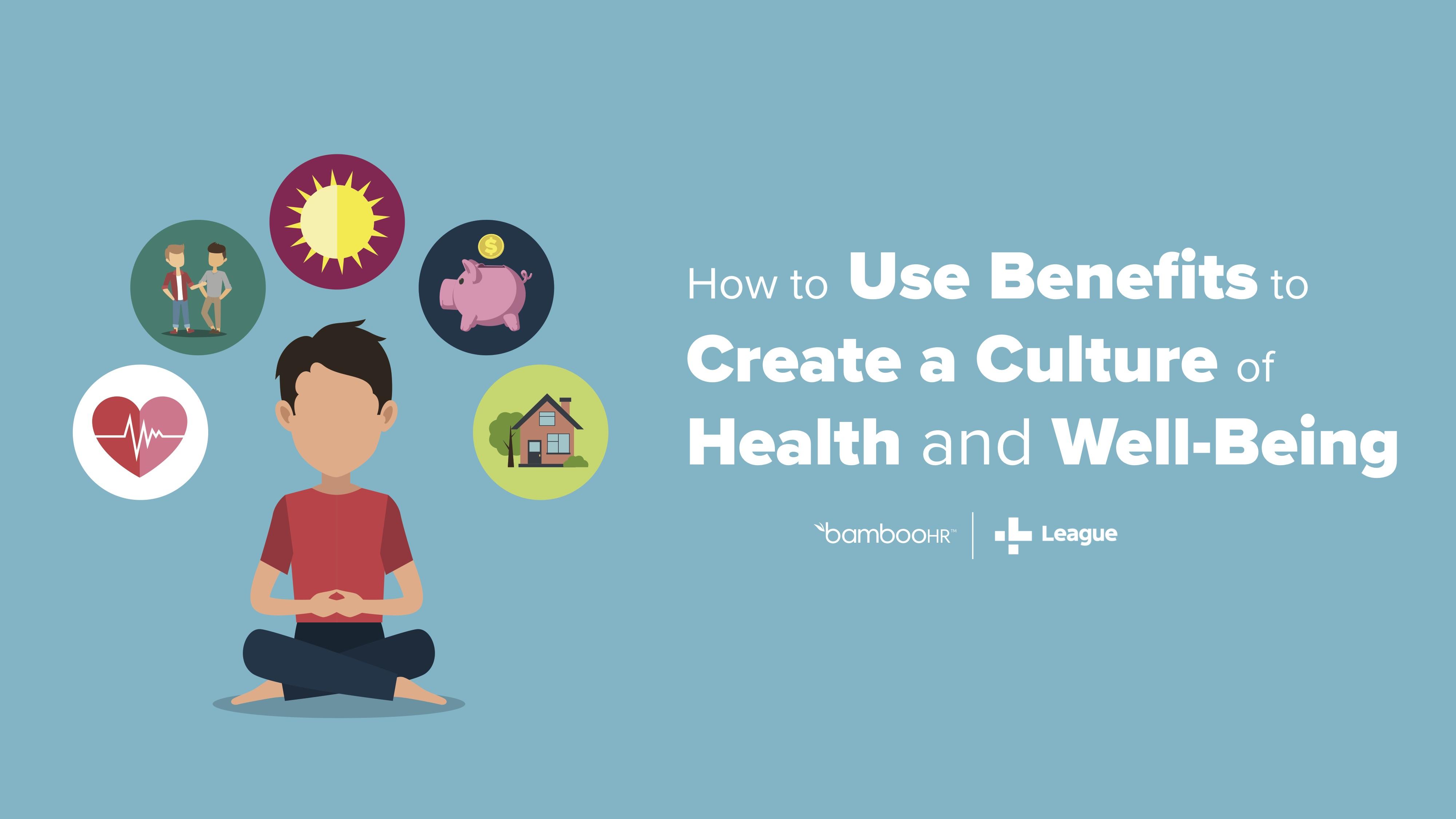 如何利用利益创造健康和幸福的文化