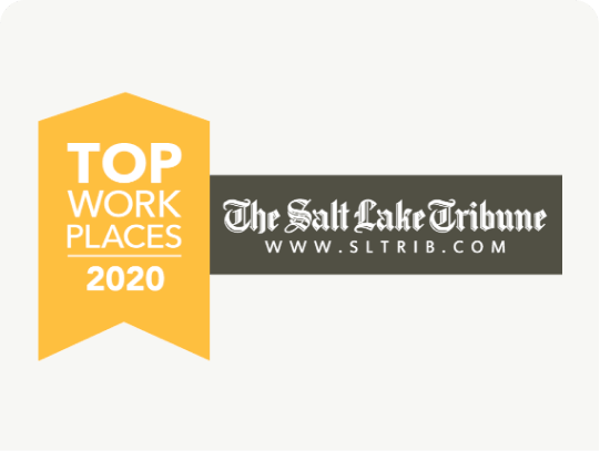 BambooHR Recognized by Utah Business Magazine and The Salt Lake Tribune as Top Workplace