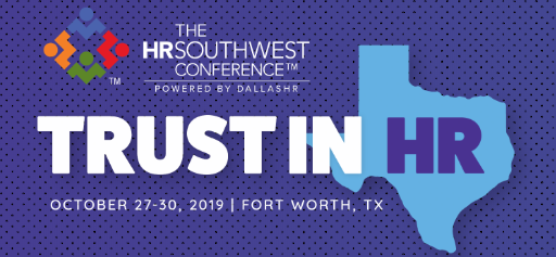 Upcoming event HR Southwest 2019
