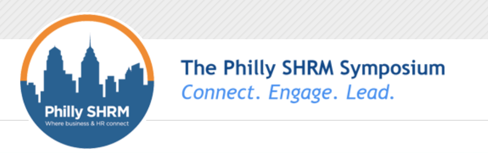 Upcoming event Philly SHRM Symposium 2020