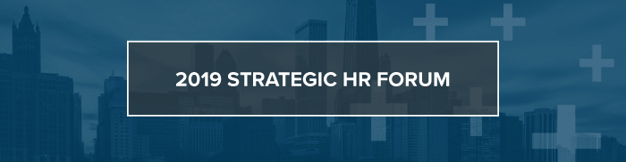 2019 Strategic HR Forum image