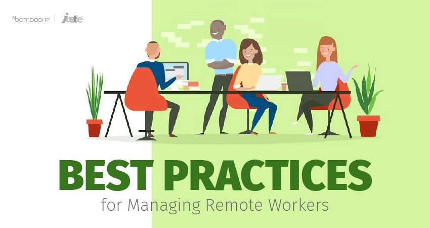 Best Practices for Managing Remote Workers