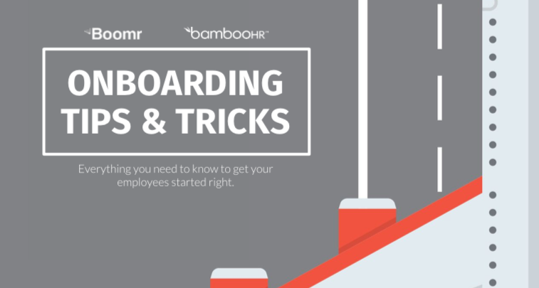 Onboarding Tips and Tricks