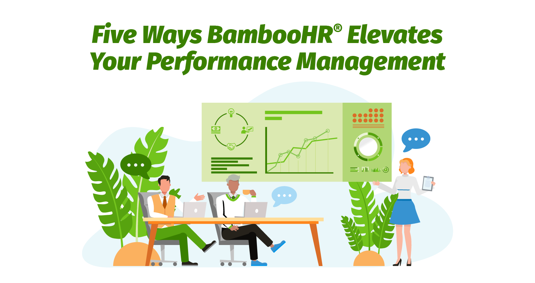 Five Ways BambooHR Elevates Your Performance Management