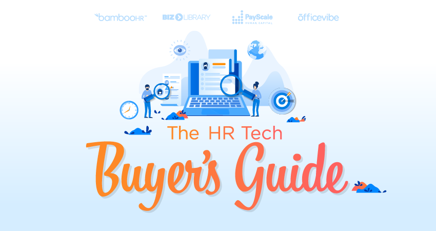 The HR Tech Buyer's Guide