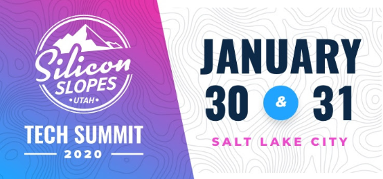 Upcoming event Silicon Slopes Tech Summit 2020