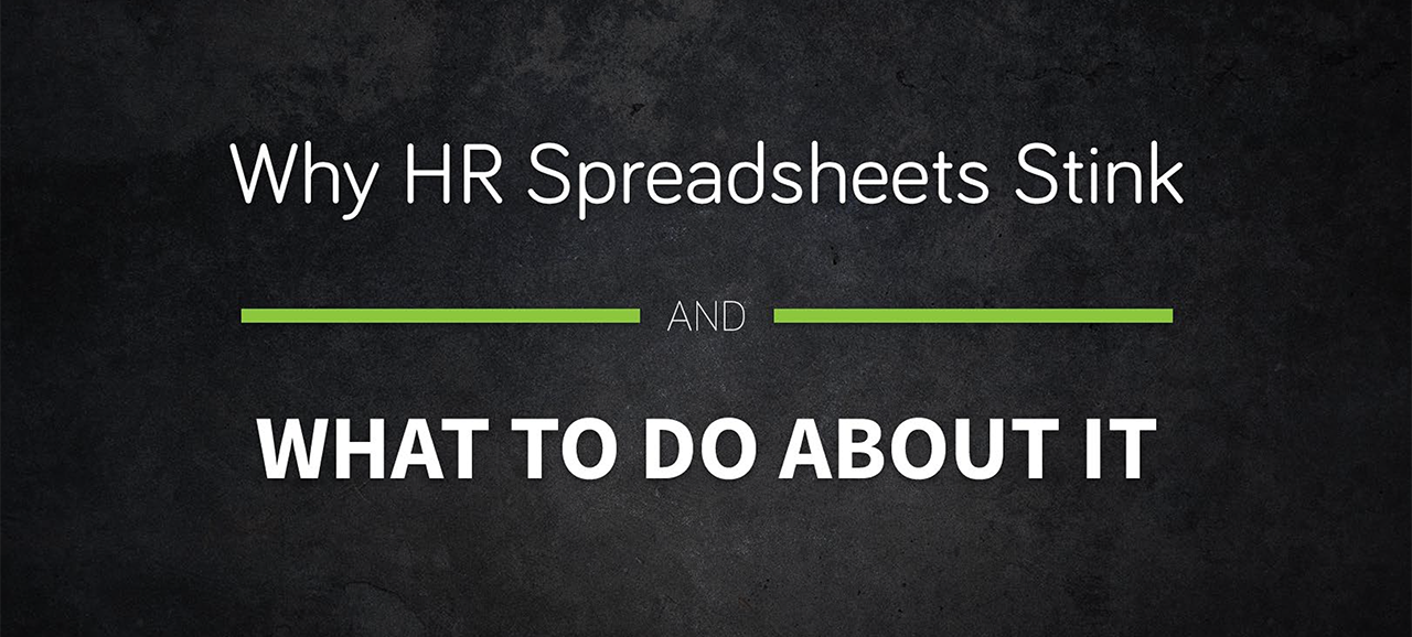 Why HR Spreadsheets Stink and What To Do About It | BambooHR