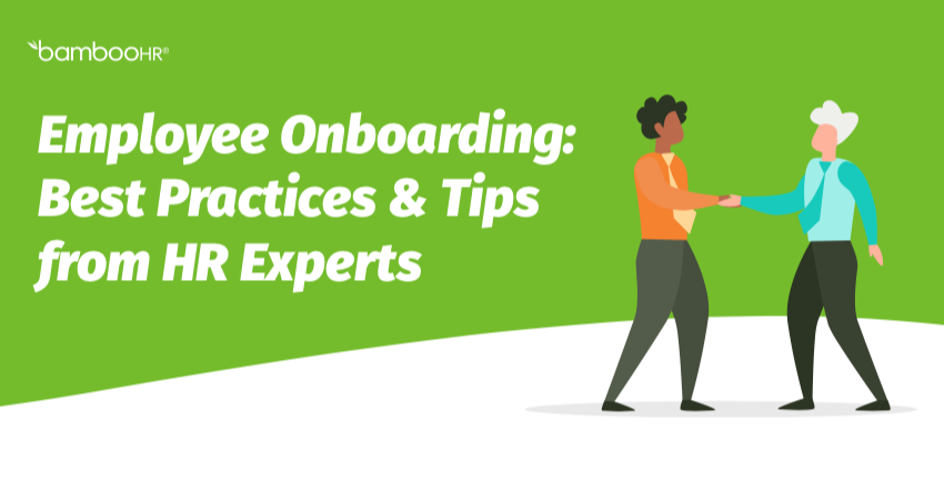 Onboarding Tips & Best Practices [PDF]