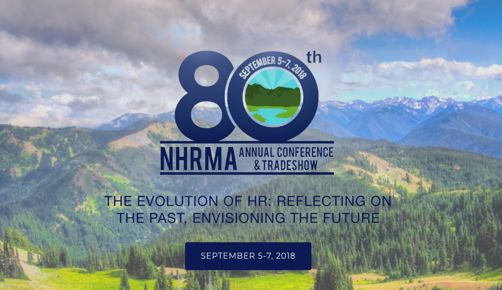 Upcoming event NHRMA Annual Conference