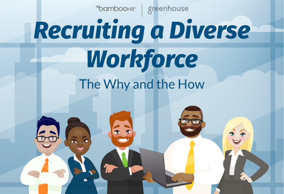 Recruiting a Diverse Workforce