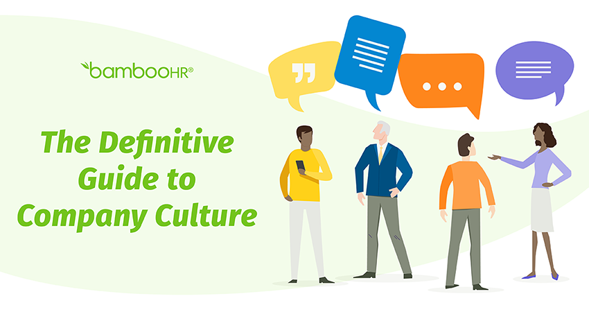 The Definitive Guide to Company Culture [eBook]