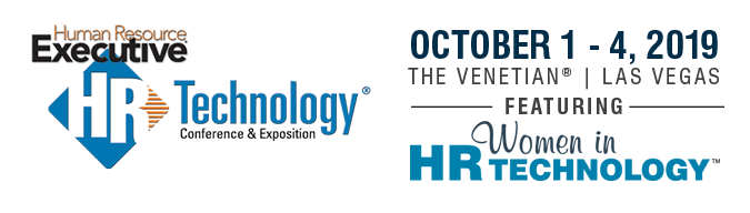 Upcoming event HR Technology Conference 2019