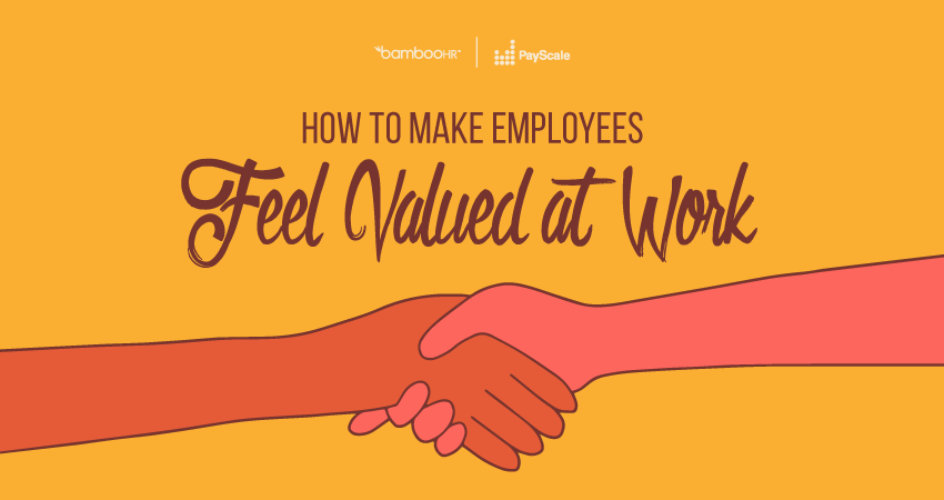 How to Make Employees Feel Valued at Work