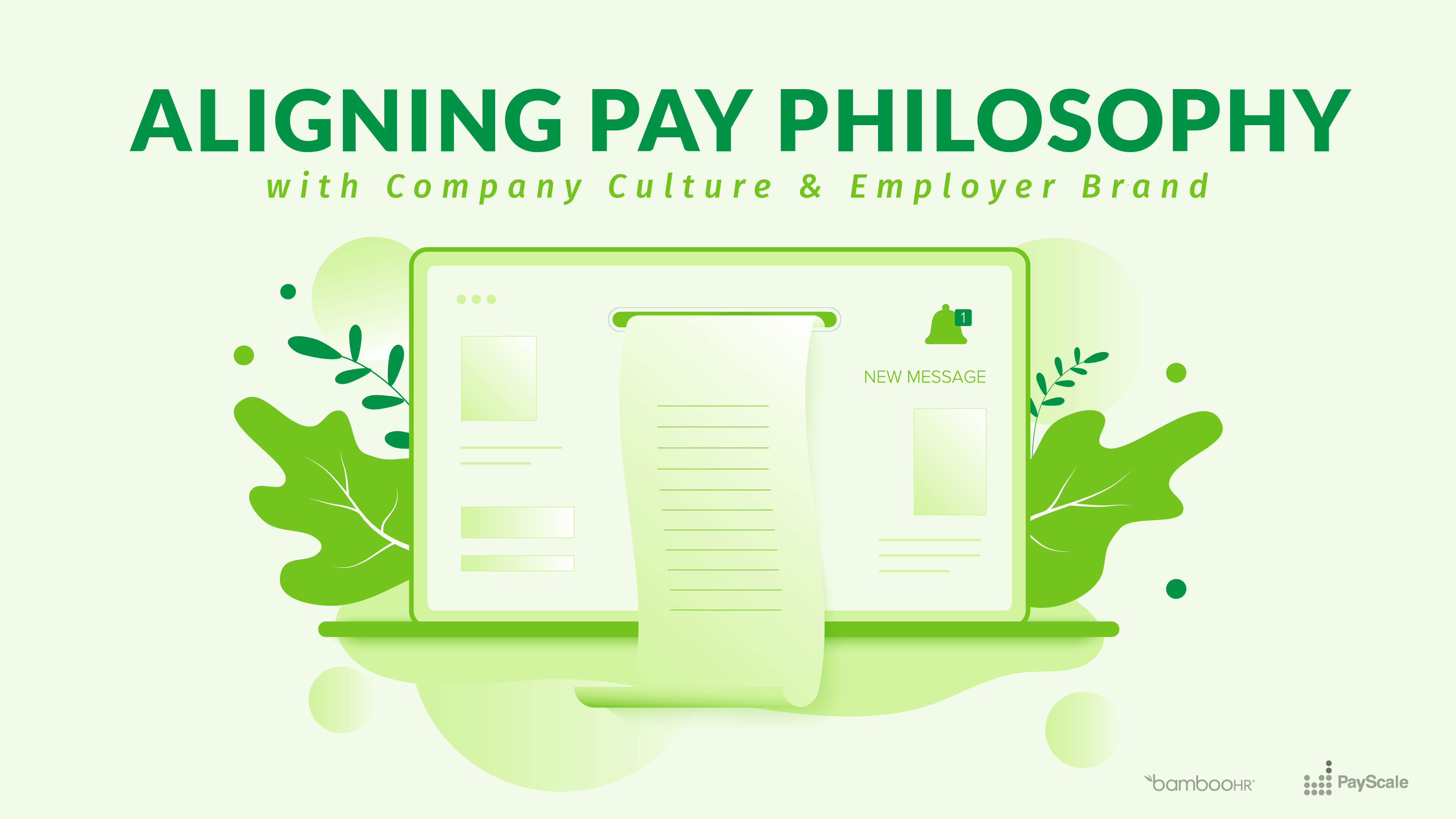 Aligning Pay Philosophy, Company Culture, and Employer Brand