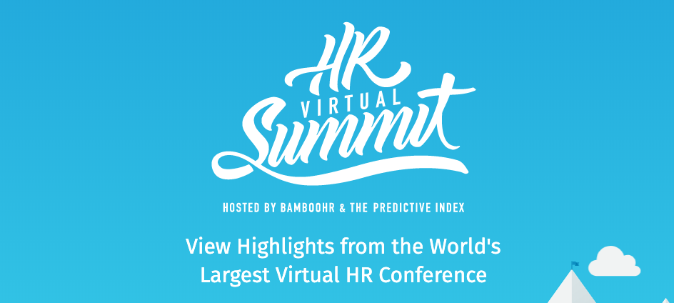 Upcoming event Highlights from HR Virtual Summit, February 2020