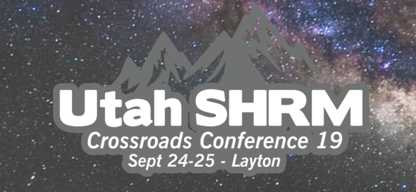 Upcoming event Utah Crossroads Conference 2019