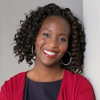 Featured speaker Stacey A. Gordon