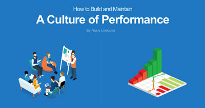 How to Build and Maintain a Culture of Performance