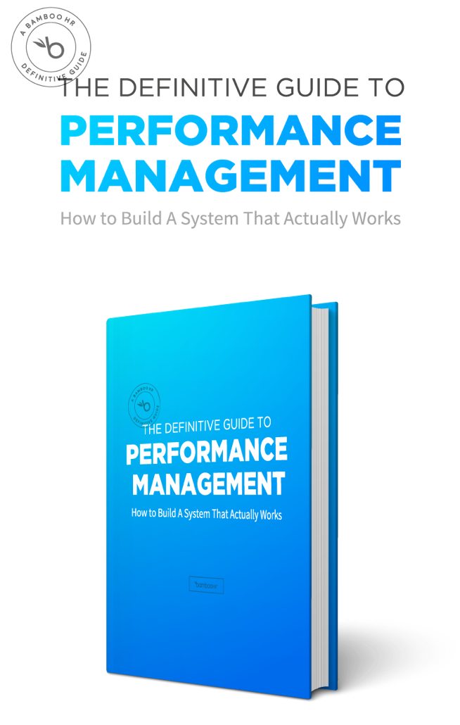 The Definitive Guide to Performance Management